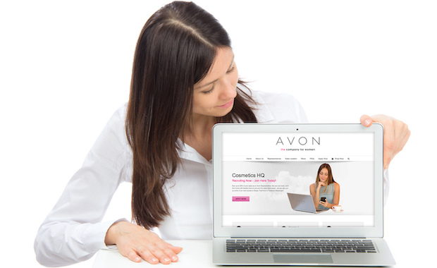 Avon Provide You with Your Own Personal Online Store